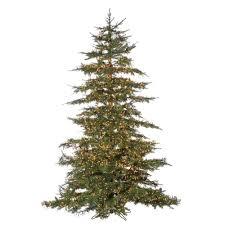 sterling 7 5 ft pre lit led cut monaco pine