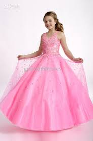 Wedding Dresses For Kids 26 Best Pageant Dresses Images On Pinterest Pageant Gowns