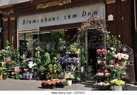 flower shops in flower shop austria stock photos flower shop austria stock