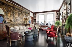 bennett leifer a prewar apartment in gramercy park architectural digest