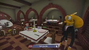 messy octopus waiter octodad dlc shorts 1 youtube