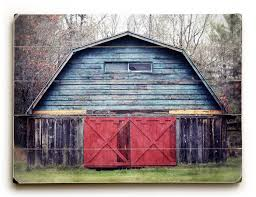 old barn photo wood plank wall art rustic home decor barn