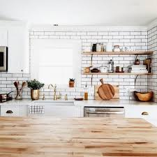 38 charming white subway tiles for your kitchen homadein