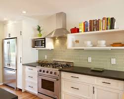 green tile kitchen backsplash sea foam green tile backsplash houzz