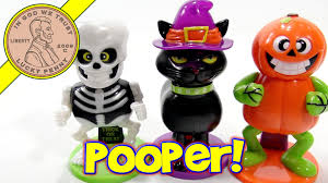 halloween candy bowl shop pooping halloween candy dispensers pumpkin skeleton u0026 kitty