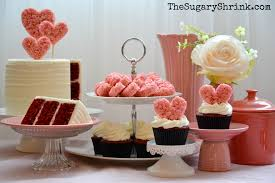red velvet hearts the sugary shrink