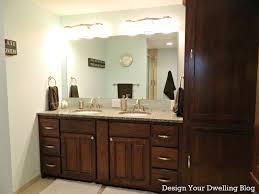 bathroom vanity lighting ideas lighted bathroom vanity mirror home design ideas and pictures