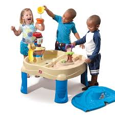 step 2 sand and water table parts amazon com step2 high seas adventure sand toys and water table with
