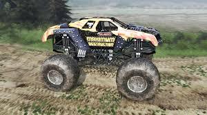 suzuki monster truck truck 03 03 16 for spin tires