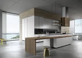 cuisines snaidero cuisine look ligne épurée aménagement de cuisines de luxe