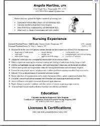 Hospital Housekeeping Resume Sample by 17 Job Description For Nurses Resume Resume Samples For