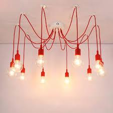 Pendant Light Cords Lukloy Pendant Light Spider Light Drop Pendant Ls Colorful
