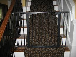 Baby Gate Stairs Banister Gates For Stairs With Spindles Baby Gates For Stairs Ideas
