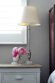How High Should A Bedside Table Be What Is The Right Bedside Lamp Height Diy Decorator