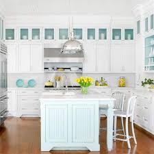 The Coastal Kitchen - traditional coastal kitchen design how to achieve that unique look
