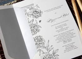 wedding invitations philippines sle of wedding invitation in the philippines best of wedding