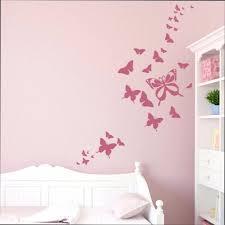stickers muraux chambre bébé fille sticker mural chambre fille avion avec animaux sticker