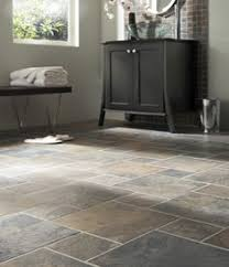Gray Tile Kitchen Floor by Slate Entryway To Protect Hardwood Floors At French Door For When