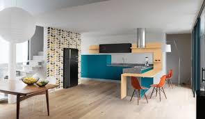 cuisine coloré notre sélection des plus belles cuisines colorées une déco