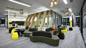 the capital projects workplace ia design