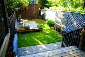 Ideas For Small Backyard Spaces Backyard Small Outdoor Deck Ideas Backyard Patio Ideas Small