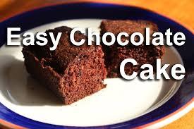 simple chocolate cake recipe valentines day gardenfork youtube