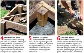 How To Build A Shed Step By Step by 404 Error Deck Steps Decking And Outdoor Spaces