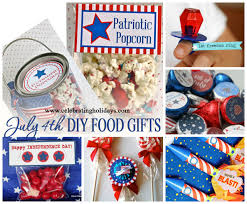 halloween popcorn gifts july 4th independence day diy food gift ideas celebrating holidays