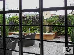 amenagement terrasse paris découvrez nos réalisations végétales jardins de babylone