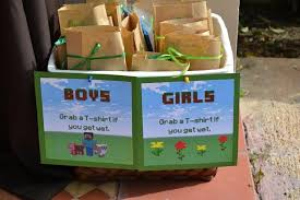 minecraft party favors minecraft party favor ideas party city hours