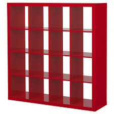 expedit shelving unit high gloss red ikea for the kitchen