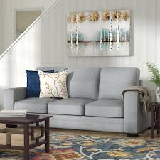 Simmons Sleeper Sofa by Red Barrel Studio Simmons Upholstery Duvall Springs Sleeper Sofa