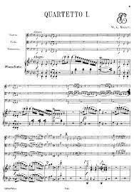piano quartet in g minor k 478 mozart wolfgang amadeus imslp