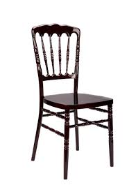 mahogany chiavari chair mahogany resin inner steel napoleon chair the chiavari