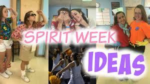 homecoming ideas homecoming spirit week ideas