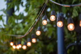 Lights For Backyard by Outdoor Lighting For Backyard Get Togethers