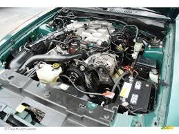 3 8 v6 mustang engine 2000 ford mustang v6 coupe 3 8 liter ohv 12 valve v6 engine photo