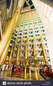inside burj al arab burj al arab hotel dubai uae magnificent view to the ceiling