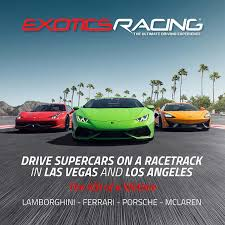 driving experience exotics racing supercar driving experience evoucher