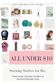 top stocking stuffers for mom under 10 our family code