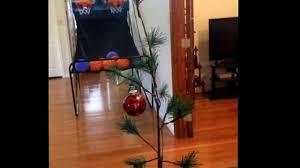 musical brown christmas tree brown christmas tree with
