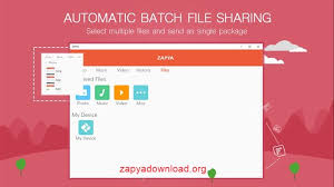 transfer apk files from pc to android zapya