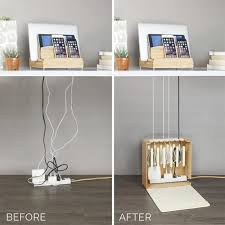 Laptop Charging Station Home   ultra charging station cord corral combo with 6 outlet a c power
