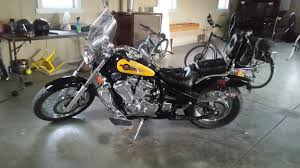 1995 Honda Shadow 1100 For Sale Honda Shadow Motorcycles For Sale