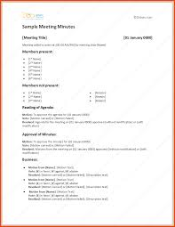 meeting minutes format meeting minutes template gif sponsorship