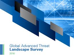 2016 global advanced threat landscape survey cyberark