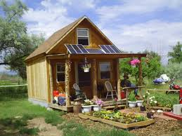 2k is all it took to build this tiny off grid home this is my
