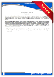agreement consignment agreement form consignment agreement form