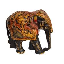 Home Decoration Items Online India Home Decor U0026 Handicrafts Wooden Elephant Online Shopping India