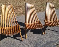 Patio Folding Chair Wood Folding Chair Etsy